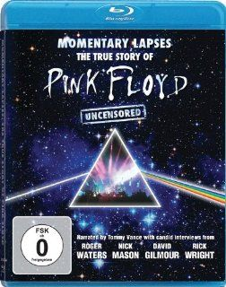 Pink Floyd   Momentary Lapses/The True Story of Pink Floyd   Uncensored Blu ray Pink Floyd DVD & Blu ray