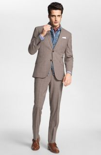 Ted Baker London Suit, Antony Morato Vest & 1901 Dress Shirt