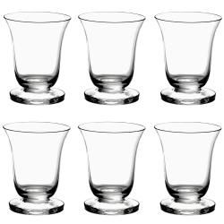 La Rochere Jean Luce Mouth blown Wine Glasses (Set of 6) La Rochere Wine Glasses