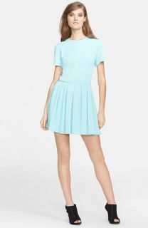Opening Ceremony Apex Pleat Jersey Dress