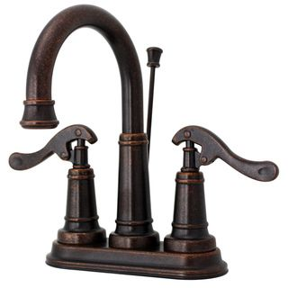 Price Pfister Ashfield Rustic Bronze Centerset Faucet Price Pfister Bathroom Faucets