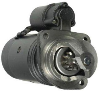 NEW STARTER MOTOR JOHN DEERE TRACTOR FARM 2000 2100 ZETOR 69 185 771 69185771 Automotive