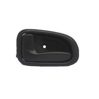 #B594 Motorking 69206 12130 04 93 97 Toyota Corolla Gray Replacement Driver Side Inside Door Handle 93 94 95 96 97 Automotive