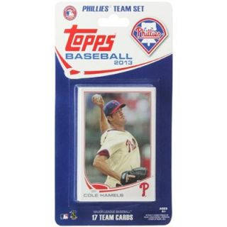 Philadelphia Phillies 2013 Team Collectible Trading Card Set