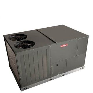 Hvac Direct Commercial Package Heat Pump 12.5 TON 11.5 EER, 208 230/ 3 PHASE   Multiroom Air Conditioners