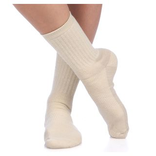 Smart Socks Tan Merino Wool Crew Hiking Socks (Pack of 3) Socks