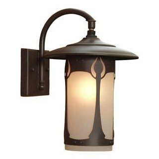Bungalow Outdoor Wall Lantern by Johnson Art Studio   Furniture