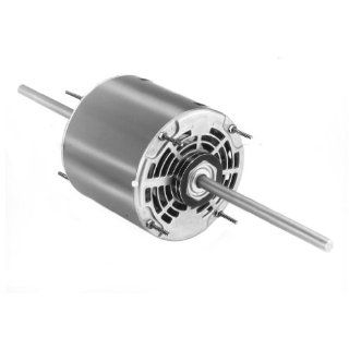 "Fasco D778 5.6"" Frame Open Ventilated Permanent Split Capacitor Window A/C Condenser Fan and Direct Drive Blower Motor with Sleeve Bearing, 3/4 1/2 1/3HP, 1625rpm, 208 230V, 60Hz, 5.3 3.8 3.2 amps"