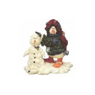 Boyds Bears Wee Folkstones Gaston Coldfin  Collectible Figurines