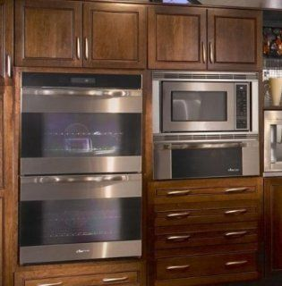 Dacor Millennia 27 In. Stainless Steel Electric Double Wall Oven   MOH227S Appliances