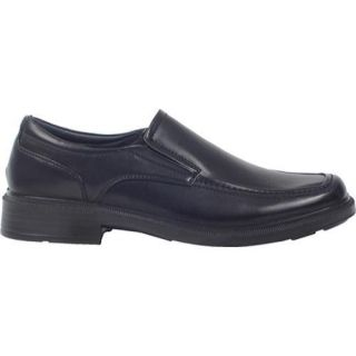 Men's Soft Stags Mason Black Soft Stags Slip ons