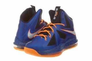 Nike Lebron X (GS) Boys Basketball Shoes 543564 001 Shoes