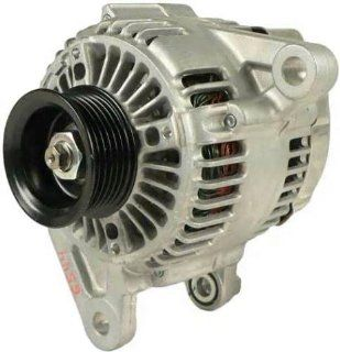 NEW ALTERNATOR 00 JEEP WRANGLER TJ SERIES 4.0L (242) L6 Opt 117A 56041685AA Automotive