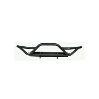 Rugged Ridge 11502.11 Textured Black RRC Front Bumper and Grille Guard Automotive