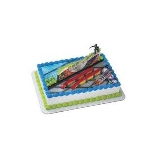Skateboard Birthday Party Cake Topper Decoration Kitchen & Dining