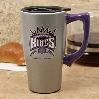Sacramento Kings Nba Basketball Ceramic Coffee Travel Mug  Sports Fan Travel Mugs  Sports & Outdoors