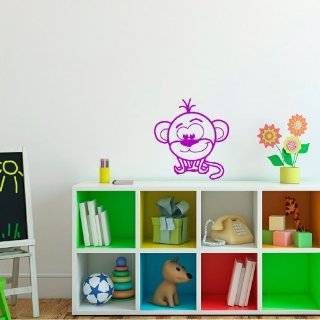 Wall Vinyl Decal Cartoon Hero Mouser Nursery Room Art Decor Removable Stylish Sticker Mural Unique Design for Any Room 271