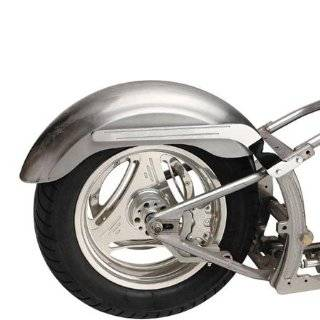 Russ Wernimont Designs 380328 7.25 Maverick Style Custom Rear Fender For Harley Davidson Swingarm Frames Automotive