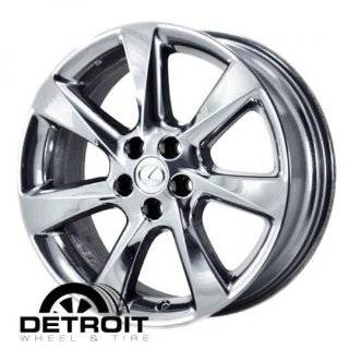 LEXUS RX350,RX450H 19X7.5 7 SPOKE Factory Oem Wheel Rim  SILVER   Remanufactured Automotive