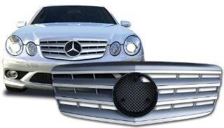 2007 2009 Mercedes Benz E Class (W211) Performance Grille Automotive
