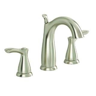 American Standard 9259801.295 San Sebastian 8 Inch Two Handle Lavatory Faucet, Satin Nickel