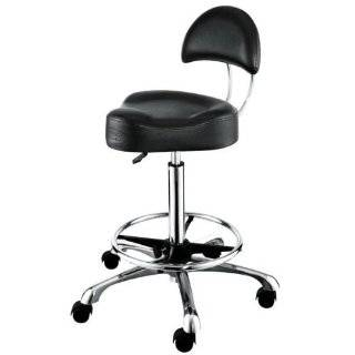AROHA Barber Chair Styling salon beauty equipment Stool with Hydraulic Star Base Beauty