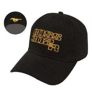Genuine Ford Mustang Boss 302 Baseball Cap Hat Automotive