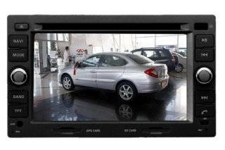 6.2 Inch 2 Din Car DVD Player for Lifan MVM 520/530 (2006 2012),DVD/GPS Navigation/RDS/IPOD/Bluetooth/Stereo/Analog TV/Rear Reviewing/Steering Wheel Control/PIP/Touchscreen Function