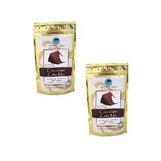 Authentic Foods Chocolate Cake Mix 11oz 2 Pack Grocery & Gourmet Food