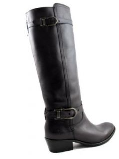 FRYE Women's Knee High Boot Carson Buckle 76665 Shoes