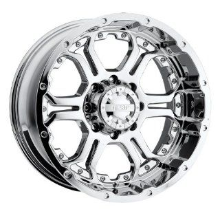 Gear Alloy Recoil 20x9 Chrome Wheel / Rim 5x5.5 with a 10mm Offset and a 107.95 Hub Bore. Partnumber 715C 2098610 Automotive