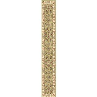 Safavieh LNH331C Lyndhurst Collection Sage and Ivory Area Runner, 2 Feet 3 Inch by 22 Feet
