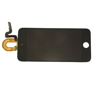 New arrival for iPod touch 5th Black Digitizer Touch Screen LCD Display Assembly 5G 5 Generation+Tool Kit Cell Phones & Accessories