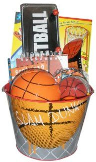 #1 All Sports Fan Gift Basket   Perfect for Easter, Birthdays, Christmas, or Other Occasion Electronics