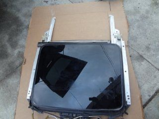 00 01 02 03 04 DODGE NEON SRT SR T SUNROOF SUN ROOF ASSEMBLY GLASS TRACK + MOTOR Automotive