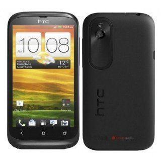 HTC Desire V T328w Black Dual SIM (Factory Unlocked) 5mp ,Beats Audio Android 4 Fast Ship Worldwide Cell Phones & Accessories