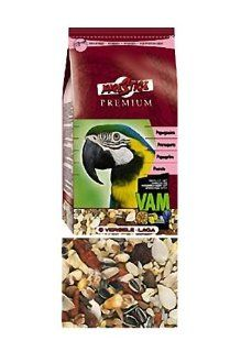 Monster Pet Supplies Prestige Premium Parrot With Vam Bird Food