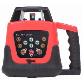 Generic Rotary Rotating Green Laser Level 500m Range Fully Automatic Electronic Self Leveling Motorized Rotary Laser Level Horizontal and Vertical Kit High Quality Complete Package in One Carryring Case