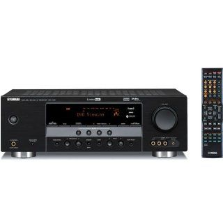 Yamaha RX V361BL 500 Watt 5.1 Channel Home Theater Receiver (OLD VERSION) (Discontinued by Manufacturer) Electronics