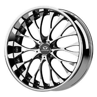 Lorenzo WL027 20x10 Chrome Wheel / Rim 5x112 with a 40mm Offset and a 72.60 Hub Bore. Partnumber WL02721056240 Automotive