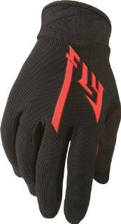 Fly Racing Pro Lite Gloves , Distinct Name Black/Red, Primary Color Black, Size XS, Size Modifier 7, Gender Mens/Unisex 366 81007 Automotive