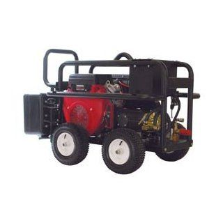 4000 Psi Pressure Washer   20hp, Honda Gx Engine, Comet Hw Pump Patio, Lawn & Garden