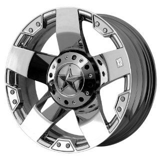 20x10 KMC XD Rockstar (Chrome) Wheels/Rims 5x139.7/150 (XD77521086224N) Automotive