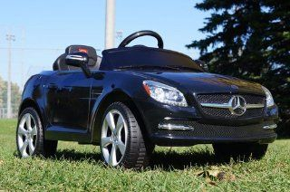 LICENSED Mercedes Benz SLK 81200 Baby Kids Ride on Power Wheels Toy Car Remote Control Patio, Lawn & Garden