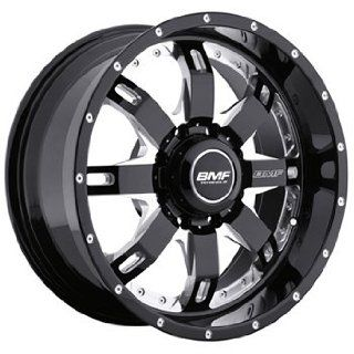 BMF REPR 20 Black Wheel / Rim 8x170 with a 0mm Offset and a 125.2 Hub Bore. Partnumber 465B 090817000 Automotive