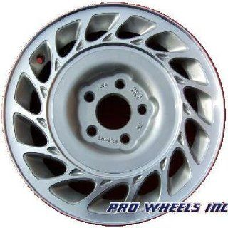 "Saturn L100 L200 Ls1 Lw2 Lw300 15X6"" Machined Silver Factory Wheel Rim 7016 Automotive"