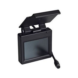 "Spal Mt 003 3.5"" Tft Lcd Roof Mount Monitor with 2 Video Inputs"