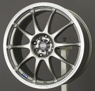 "Enkei J10, Performance Series Wheel, Silver (16x7""   5x100 & 5x114.3, 38mm Offset) 1 Wheel/Rim Automotive"