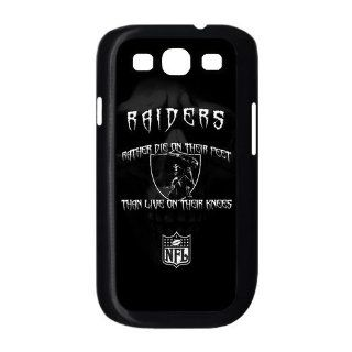 Unique Design 2013 New Style NFL Oakland Raiders Team Logo SamSung Galaxy S3 I9300/I9308/I939 Case at diystore Cell Phones & Accessories