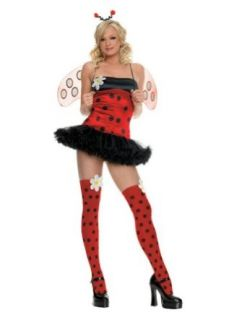 Adult Costume Daisy Bug X Sm Halloween Costume   Adult Extra Small Clothing